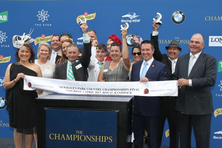 PRESS RELEASE: NEWHAVEN PARK CONTINUES ITS COMMITMENT TO THE COUNTRY CHAMPIONSHIPS